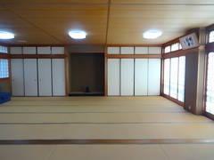 ✨お寺スペースRAKUBAKO洛箱✨ <会議・セミナー・ヨガに>Wi-Fi無料!清掃不要!〜36畳のゆったり空間の和室(2階)です〜