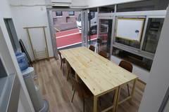 マグノリアのカエルとは、東京・四谷「路面店頭型」レンタルスペース