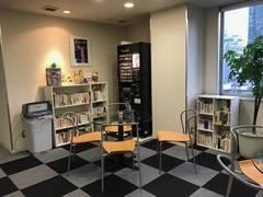 fabbit大阪福島 打合室