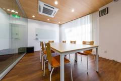 【東新宿】2018年内装工事完了/清潔でおしゃれなガラス張り部屋●ROOM (DA&다)●