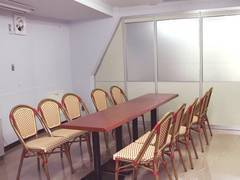 【千石駅徒歩2分】格安・10名収容会議室![キャピタル2階小会議室]