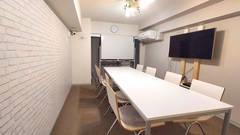 《myRoom 渋谷・南平台》 井の頭線渋谷駅 徒歩6分。清潔な室内。光回線・WIFI・ホワイトボード。ミーティング、勉強、ママ会、条件付き飲食可。カタンなどボードゲーム無料。