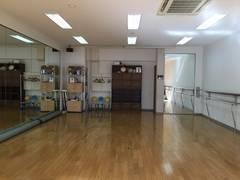 駅近2分 明るいダンススタジオ