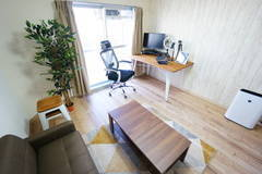 <みずほ台ミニマルオフィス>完全個室✨モニター/Wi-Fiあり!テレワーク/リモートワーク/Web会議,面接
