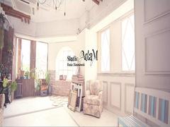 [4時間パック]大阪心斎橋筋商店街内にある自然光の使えるハウススタジオ・スタジオアダム のコピー