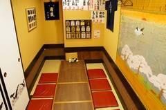 【新宿】1名~6名様向け/打ち合わせ・会議・研修・懇親会に/無料WiFi完備 『新宿 樽一本店』