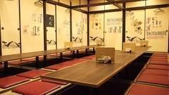【新宿】1名~18名様向け/打ち合わせ・会議・研修・懇親会に/無料WiFi完備 『新宿 樽一本店』