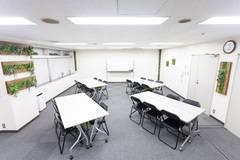 【あすいろ】阪急梅田駅茶屋町口から徒歩9分、個室、格安、WI-FI、プロジェクター、ホワイトボード無料のレンタルスペース。飲食持ち込みOK!パーティーにも活用できます。