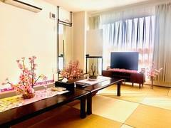 割引プランあり! 清潔な和室仕様の完全個室スペース ミッション神田