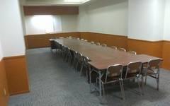 上野御徒町駅から徒歩4分 中会議室(24席)★4席の会議室から42席の大会議室まで全6室