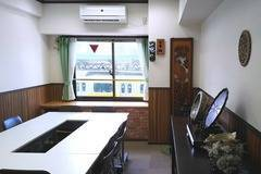 "JR総武線「両国」駅西口 ホーム真正面にある ""和モダン"" 多目的利用可能なレンタルスペース"