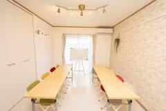 【横須賀市】【長沢徒歩6分】1Rレンタルスペース!ワークショップやミニセミナー、教室や打ち合わせ等にも最適です。