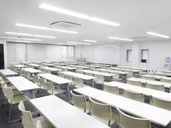 【名古屋駅すぐ!】名古屋会議室 名古屋VIP貸し会議室名古屋駅前店 大会議室(3階)【最大100名収容可能。大人数でのご利用に、アクセス良好な貸し会議】