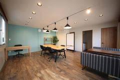 ✨U-SPACEつくば店(SOHOモデル)✨テレワークや一時的なオフィス利用に最適です♪無料Wi-Fi/延長コード/個室/つくば市/つくば駅/研究学園駅