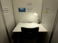Room《C3》【池袋駅東口60秒】コワーキングスペース(1名様用) by AnInnovation ★Wi-Fi★プリンター・スキャナー使えます★