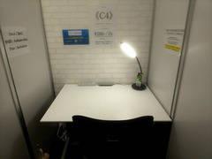 Room《C4》【池袋駅東口60秒】コワーキングスペース(1名様用) by AnInnovation ★Wi-Fi有★