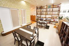 <ハウス会議室>⭐️ゆったり最大10名収容⭐徳重駅より徒歩4分!デザインスペース♪少人数の会議や勉強会に!