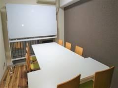 【ワンコイン会議室】NEW OPEN!! 博多駅徒歩5分 WI-FI完備!10名収容!!