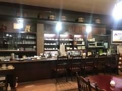 野田阪神駅前通り商店街 喫茶店 ジャイアントコーヒーハウス