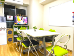 【ドリンク無料キャンペーン!】上野駅0分、高速Wi-Fi、ホワイトボード、24時間営業、予約1h〜可!