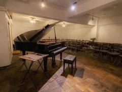 千葉稲毛駅【商用利用】地下ホールでコンサートやライブ、発表会!音楽に関連するイベントや教室を開催できます。
