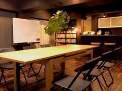 【麻布十番5分/〜24名着席可能!】会議やセミナー、各種イベントに最適!キッチン付き♪