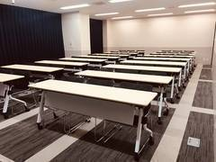 JR水道橋駅徒歩3分  コンフォート水道橋 Room F (64㎡・48名)
