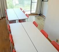 【飯田橋駅徒歩2分】24時間営業!小規模セミナーに最適。リーズナブル会議室(12名)