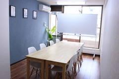【クリエイト会議室】横浜駅徒歩 5分/Wi-Fi・電源・プロジェクター完備
