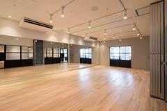 【広大な駐車場つき】ヨガ・ダンス・セミナー、多目的に使える鏡張りレンタルスタジオ【会議机・イス・Wi-Fi・プロジェクター無料】