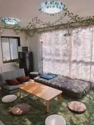 期間限定特別価格!高井戸駅1分!のんびりできる部屋です。プロジェクターで映画鑑賞!誕生日会・オフ会・鍋パ・デート・ママ会・WiiUでゲーム会など
