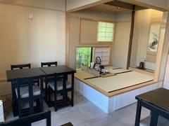 【期間限定特別料金】茶道や華道のお稽古に、和風カフェの一部を貸出します!