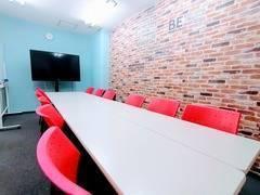 ✨リニューアル✨秋葉原4分《ジアイーノ設置》☆55インチTVで動画配信☆【お気軽会議室#AKIBA】地下1階 完全個室・Wifi・Blu-ray・電子レンジ