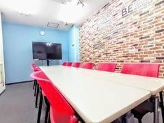 ✨55インチTV・高速Wi-Fiアリ✨秋葉原4分《ジアイーノ設置》【お気軽会議室#AKIBA】地下1階 完全個室・Blu-ray・電子レンジ