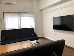 新規オープンしました!博多駅から徒歩5分!50インチのテレビは必見です!パーティから商談から会議まで用途はいろいろ!