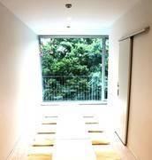 名勝六義園に隣接したデザイナーズレンタルスタジオ~空中ヨガ・トレーニング・セラピー・教室に最適~