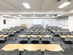 <新横浜駅3分!新横浜ホール  第9会議室  収容人数54名様>※窓開閉可