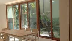 駅近☆無線Wi-Fi無料!日吉駅徒歩3分!明るく、お庭の見えるゆったり空間で、会議やお教室、ママ会等にもご利用いただけます。