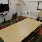 完全個室☆彡サテライトオフィス・テレワークに最適無料Wi-Fi完備☆彡✨♪会議やセミナー面接、作業、休憩、各種イベントに