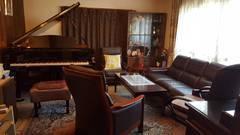 堺グランドピアノサロン 風の音 グランドピアノ利用有り 3名様以上