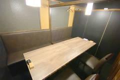 【個室〜6名 六本木駅徒歩1分】 WEB会議や打ち合わせに最適。(Wi-Fi/電源/ホワイトボード/飲食持ち込み可)