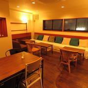 練馬区・石神井公園 仕事もできるカフェ・レンタルスペース wifiあり。打ち合わせ・ママ会・貸切パーティー・撮影・ライブ演奏・ポップアップストアなどどんな用途にも適応!