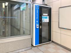 小田急経堂駅 12-01
