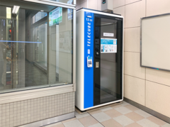 小田急経堂駅 12-02