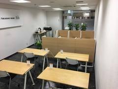群馬県高崎、レンタルオフィス、会議室 (9名)