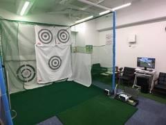 室内ゴルフ練習場 2号室(IN)