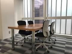 ワンコイン会議室新橋 新橋駅直結 605号室内 ベル会議室