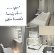 神戸元町のオシャレなレンタルサロン Beauty Share Salon キラリラ
