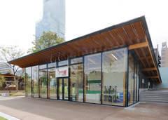 各路線天王寺駅から徒歩3分♪話題のスポット「てんしば」にある会議室やヨガ教室で使えるレンタルスペース!