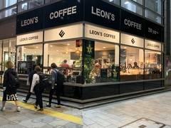 【多目的】LEON'S COFFEE